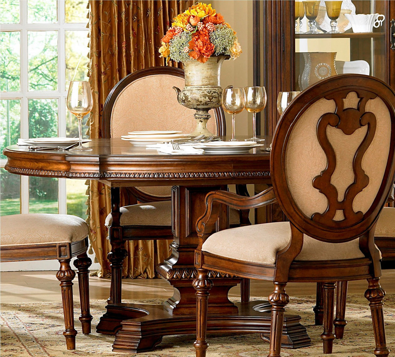 chair for dining table rubbermaid shower lavish classic designs as attractive focal point with timeless class | ideas 4 homes