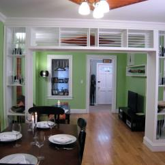 Living Room And Dining Divider Design Philippines Pictures Of Casual Rooms Fabulous Kitchen In Eye Catching Designs ...