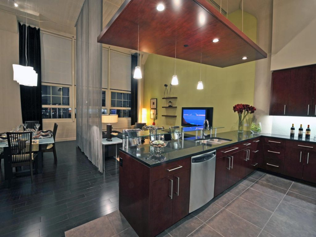 Fabulous Kitchen Dining Divider In Eye Catching Designs