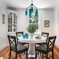 Small Kitchen Table Ideas Faux Brick Charming For Eat In Plan 4 Angelic Dining Room With Also Wooden Chairs Dark Cushion