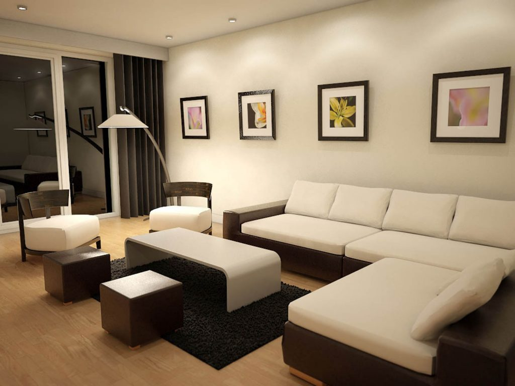 Inviting Brown And Cream Living Room Designs Inspirations Part 54