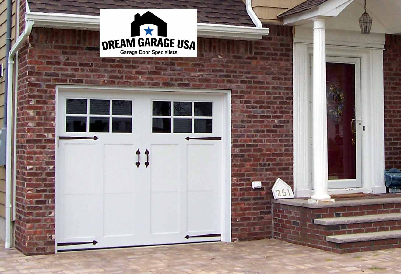 Timeless Carriage Style Garage Doors Enhancing High Quality Exterior Value  Ideas 4 Homes
