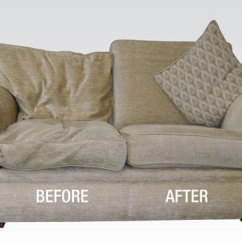 Refilling Sofa Cushions Hickory White Construction 4 Simple Ways Of Revamping Your Old | Ideas Homes