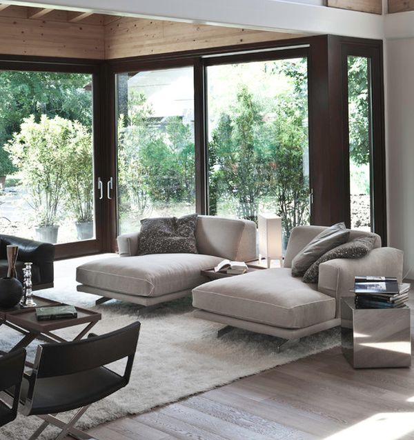pictures of modern living room chairs fine furniture comfortable with stylish design ideas 4 terrific sleeper applying light gray color completed soft cushions