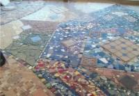 Mosaic Tile Patio | Tile Design Ideas