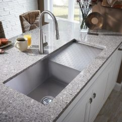 Under Mount Kitchen Sink Oak Cabinet The Advantages And Disadvantages Of Undermount Sinks Ideas Single Basin