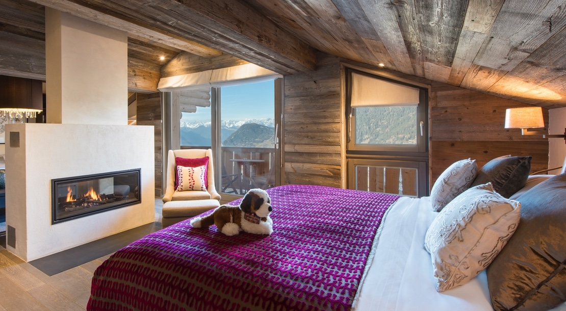 Vacation in Switzerland at Lodge Verbier
