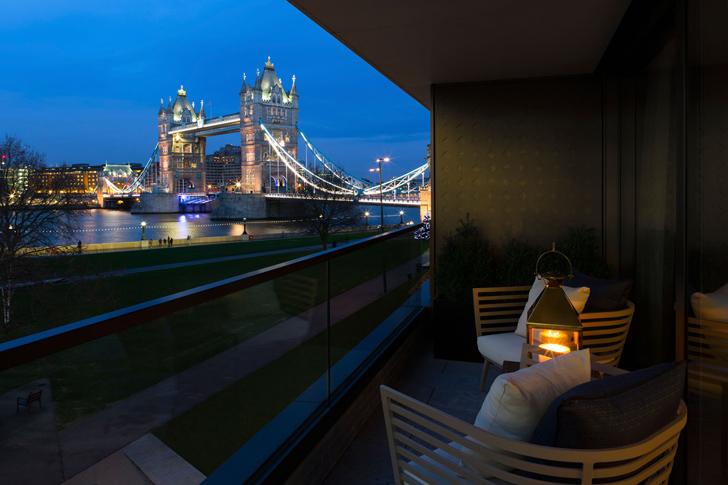 Impressive Apartment Faсing Tower Bridge