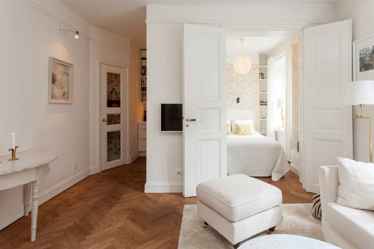 Lovely 37 square meters in Sweden