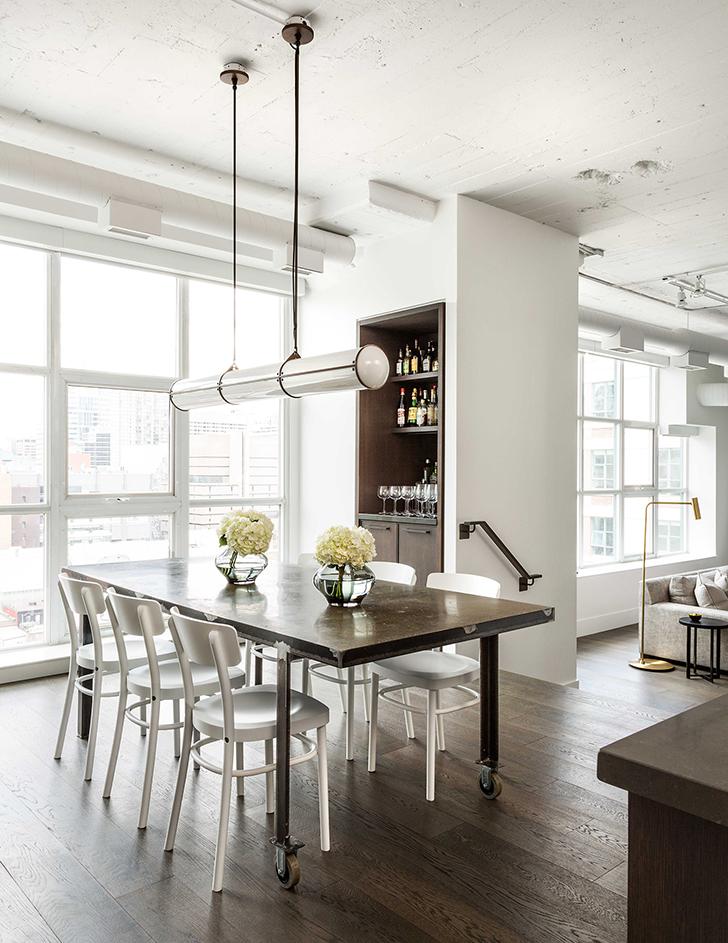 Modern Loft in Toronto