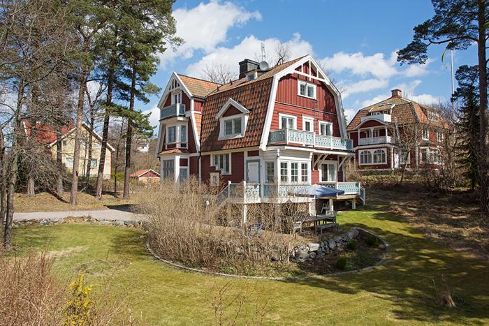 Villa Near Stockholm