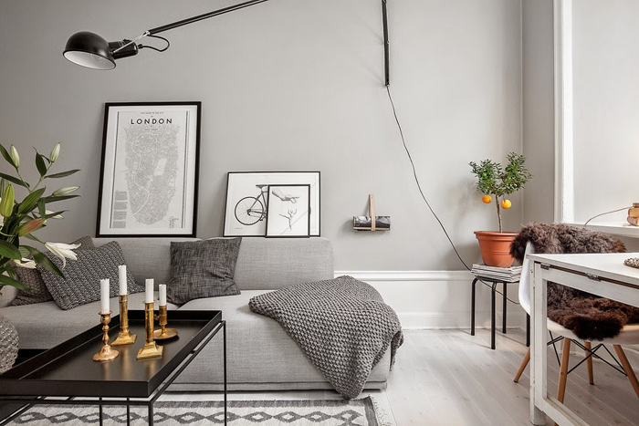 Small Apartment in Stockholm