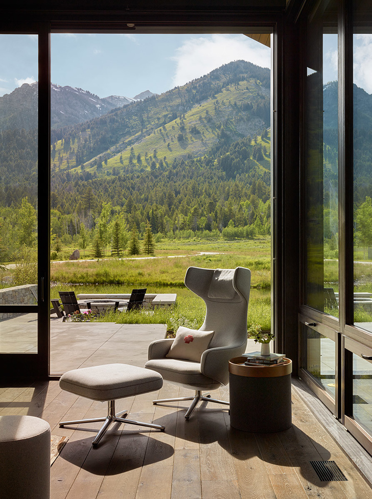 Private Residence in the Mountains