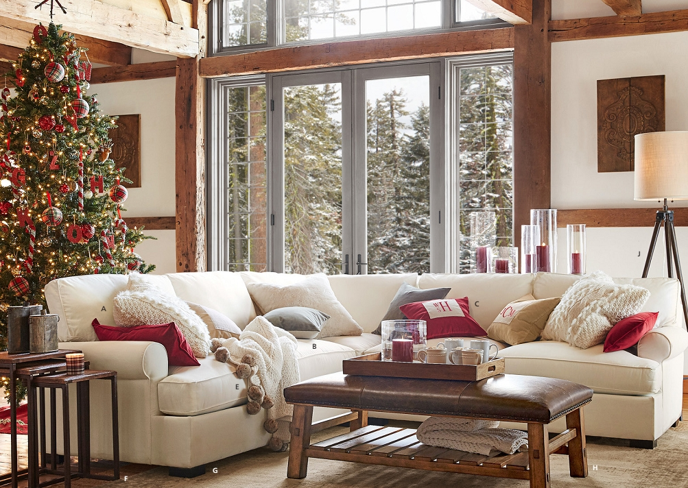 Pottery Barn Christmas Catalog - December 2016