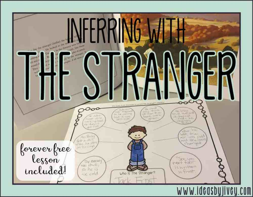 medium resolution of Flipping For Fall Mentor Texts: The Stranger   Ideas by Jivey