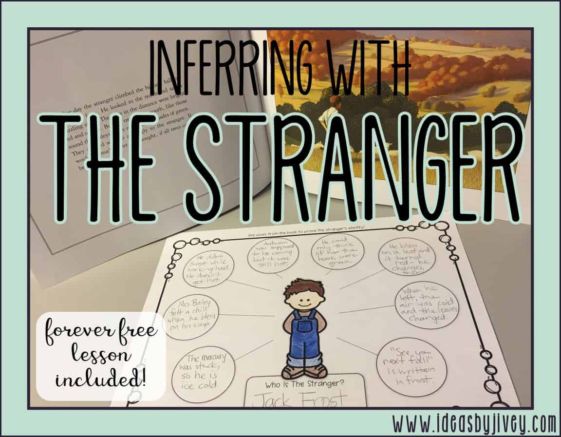 hight resolution of Flipping For Fall Mentor Texts: The Stranger   Ideas by Jivey