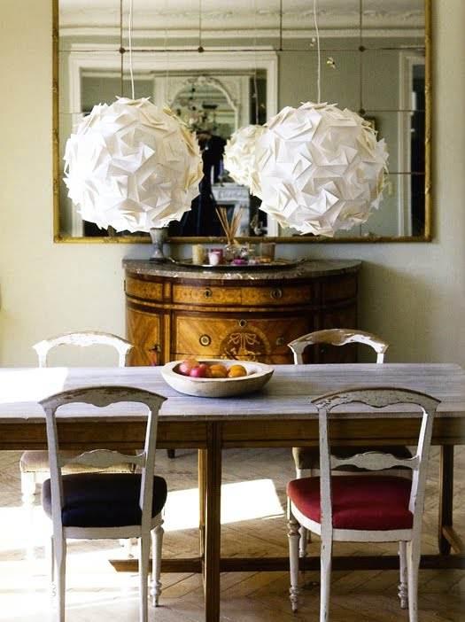 Ideas para decorar un comedor vintage  Ideas Casas