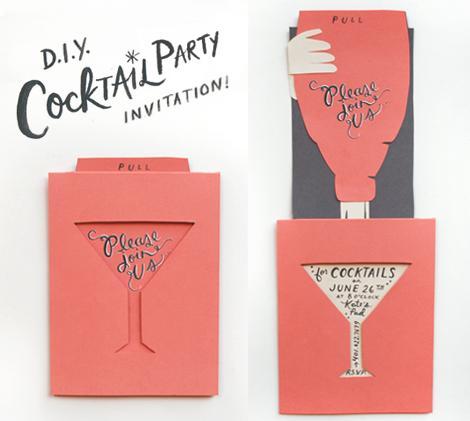 Invitaciones originales para fiestas