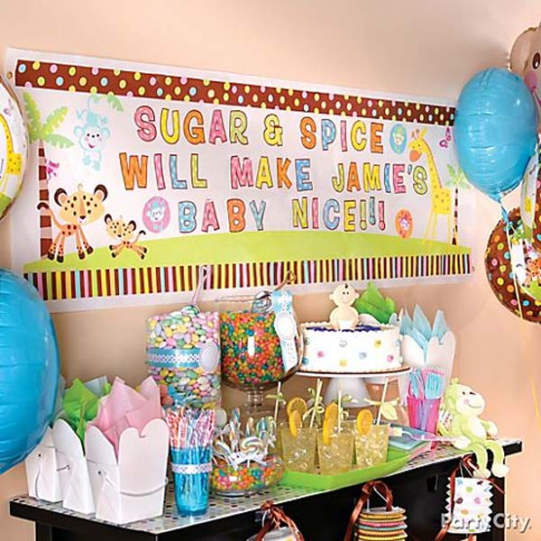 Fiestas Baby Shower Decoraciones De Ideas Para Niño Y Niña
