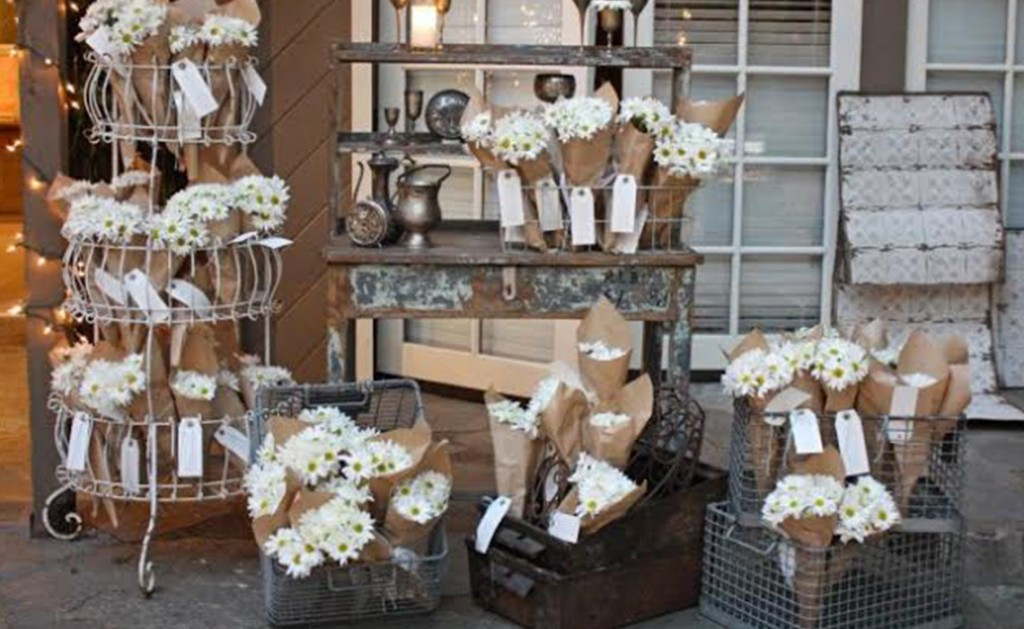 Country Chic  Ideas For Wedding