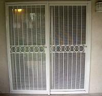 Security Doors: Security Door Patio