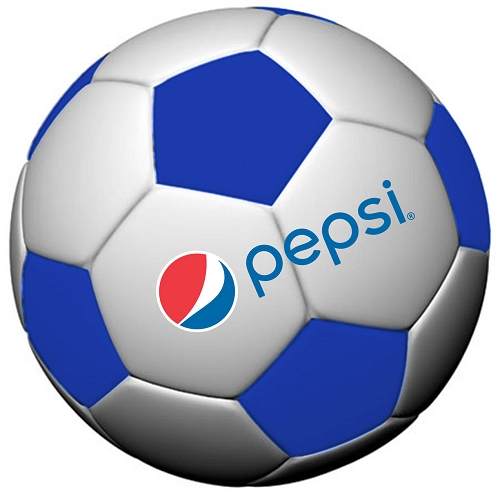 Pepsi Soccer Ball  Official Size