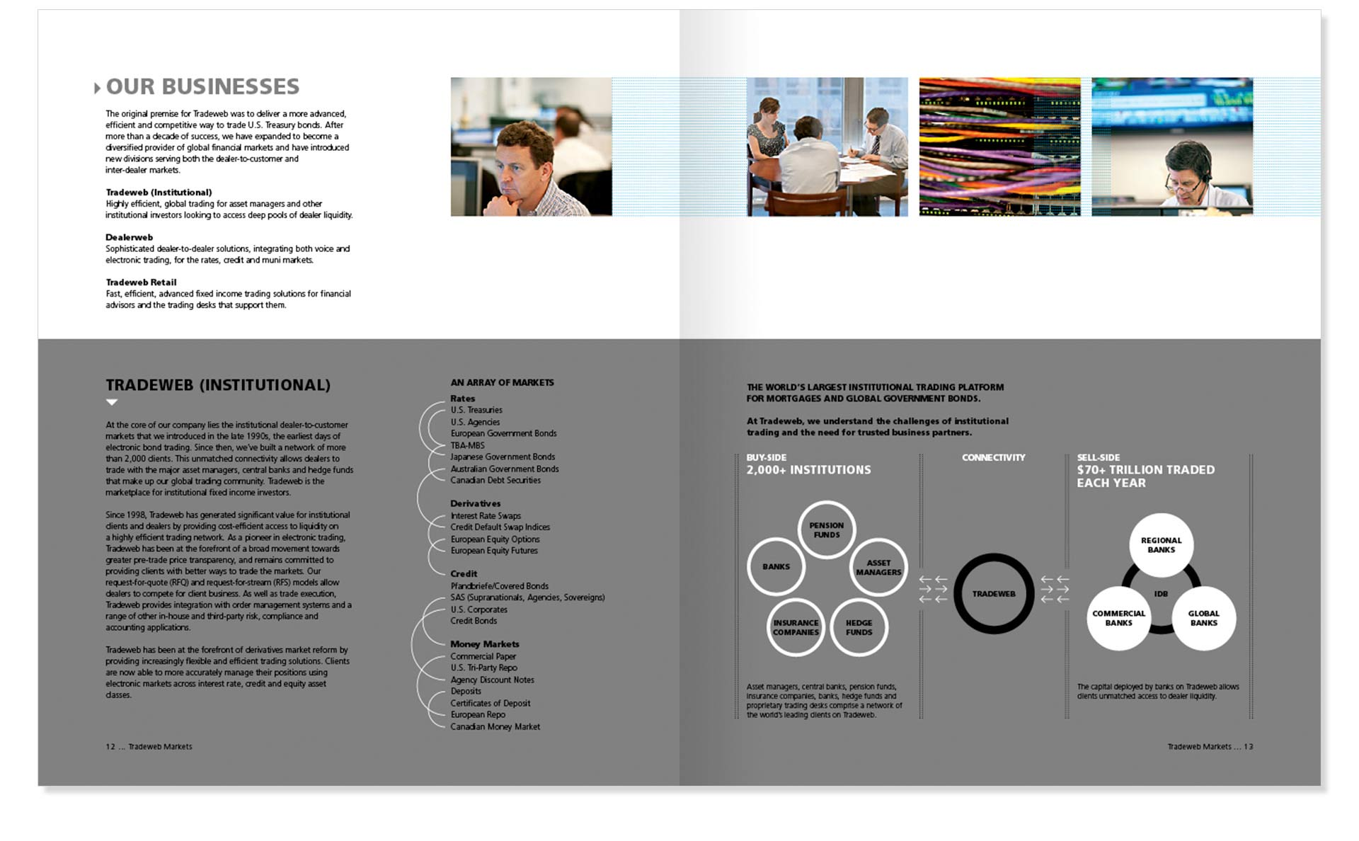 Capabilities Brochure Ideas On Purpose