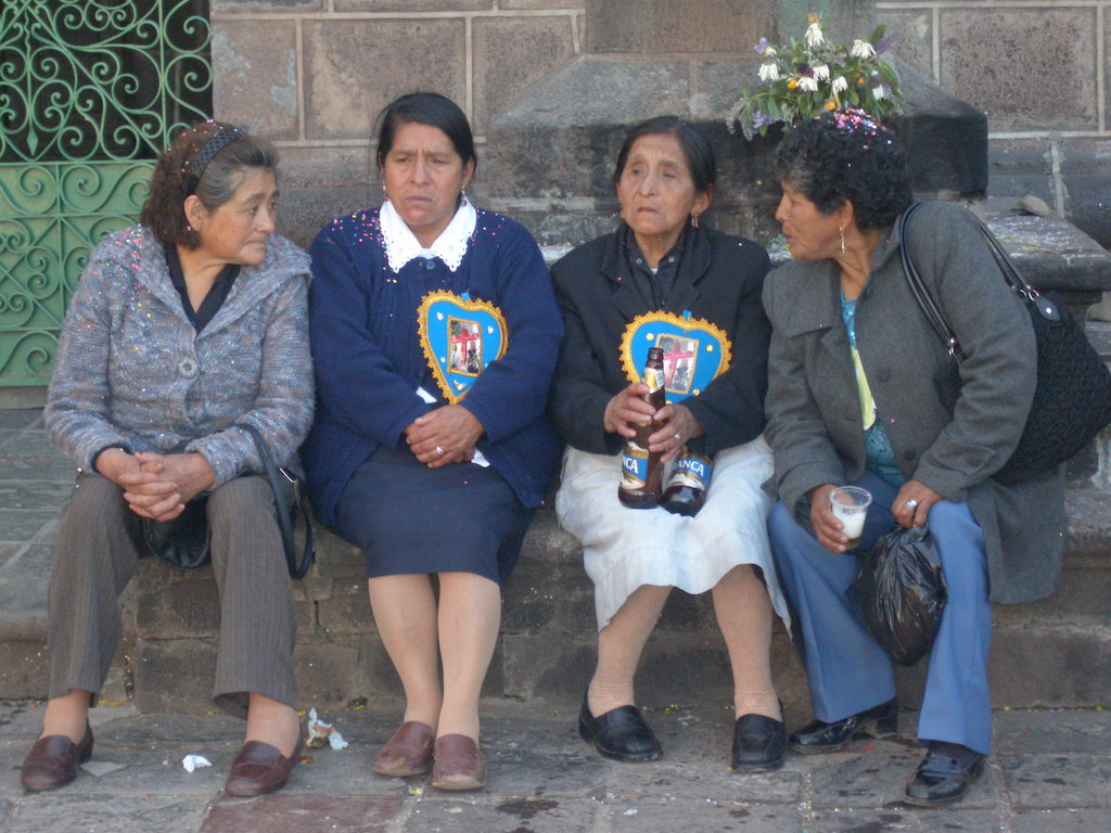 Tres Cruces Cusco Peru 2010 (Ideas on Tour)