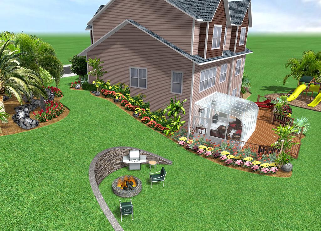 Water Garden Landscaping Software