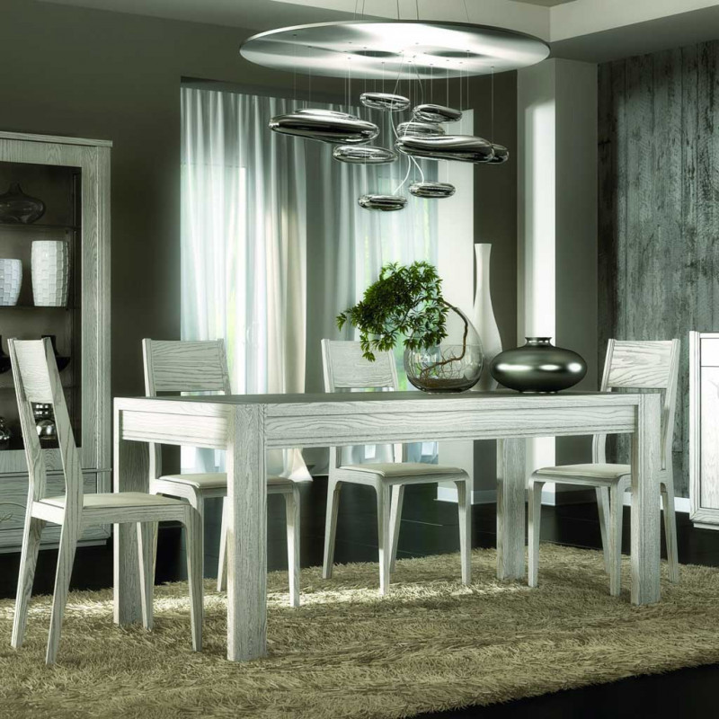 sala da pranzo in stile classico contemporaneo