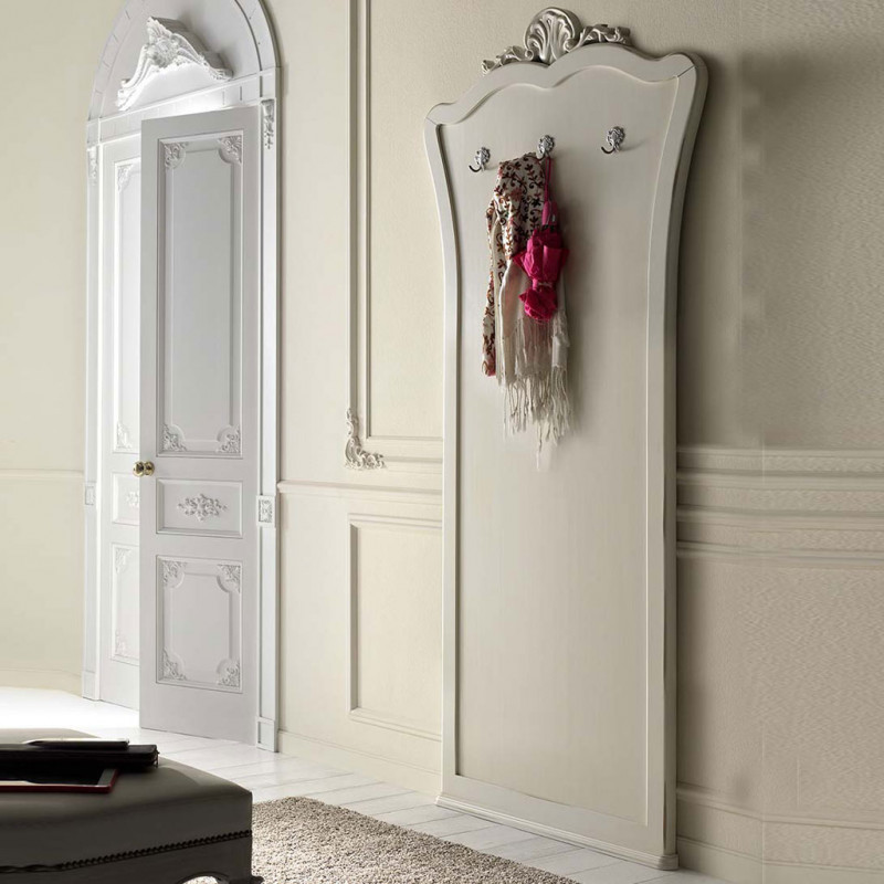 Shop online mobili per ingresso con appendiabiti, scarpiera e cassetti. Pannello Da Ingresso Classico