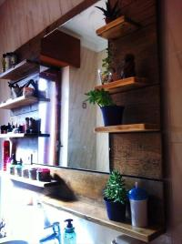DIY Pallet Bathroom Shelf and Storage Ideas