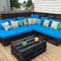 Different Ways to Make Pallet Couch | Ideas with Pallets