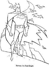 Dibujos para colorear de Batman « Ideas & Consejos