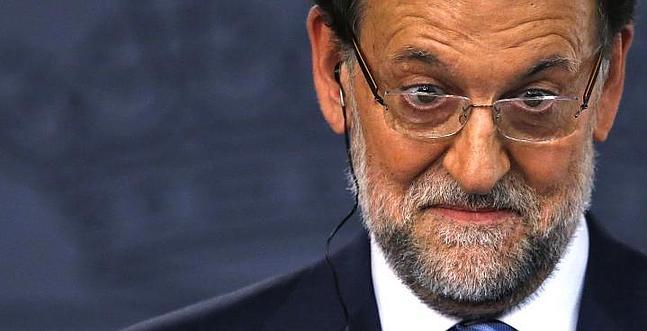 Rajoy en cuatro frases