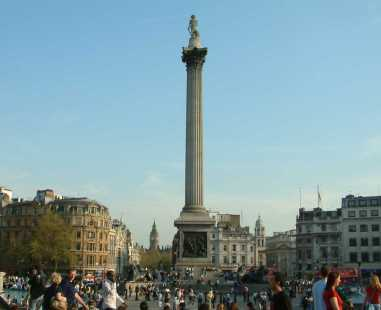 Nelson's_Column_Looking_Towards_Westminster_-_Trafalgar_Square_-_London_-_240404