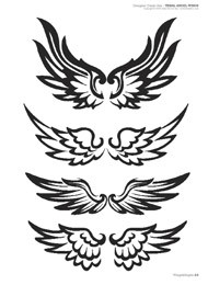 Wings And Angels