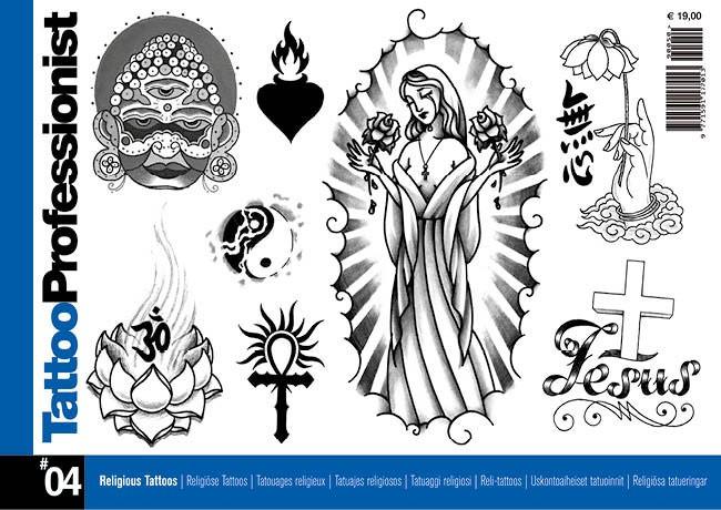 Tattoo Professionist 4 Tatuajes Religiosos