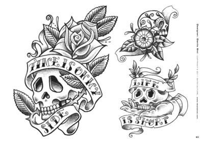 Tattoo Professionist 8 Calaveras