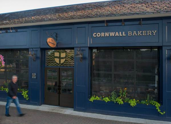 Cornwall Bakery Designing Custom Signs - Ideation 248.399