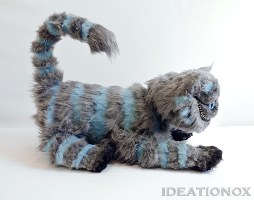 SOLD  Life Size Cheshire Cat Doll