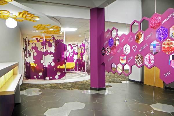 Claire' Corporate Headquarters - Ideation Studio