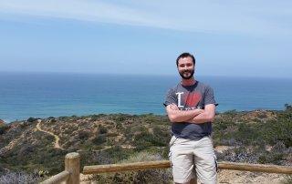 Nick Skillicorn in San Diego
