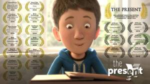 the present animated film