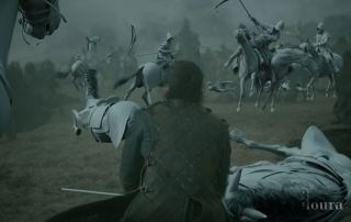 battle of the bastards Game of Thrones special effects