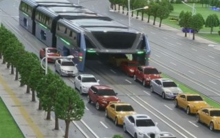 Transit-Elevated-Bus