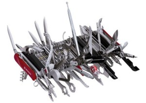 crazy swiss army knife