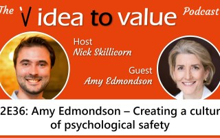 amy edmondson creating a culture of psychological safety