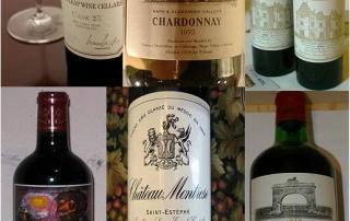 Judgement of Paris wine tasting