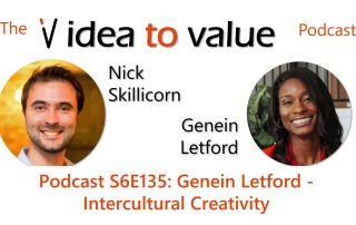 Podcast S6E135: Genein Letford - Intercultural Creativity
